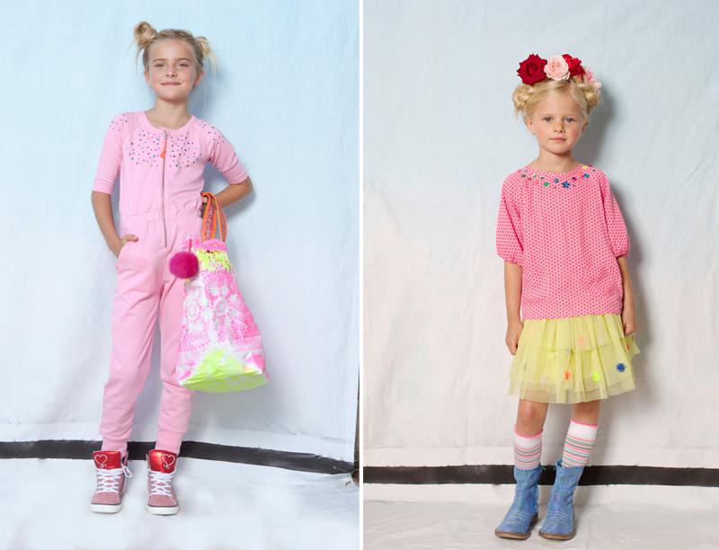 Mim-Pi zomer 2015, nieuwe collectie Mim-Pi, mimpi meisjeskleding