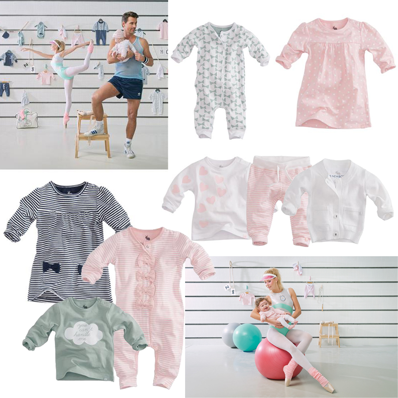Z8 babykleding l De nieuwe Z8 newborn collectie staat online