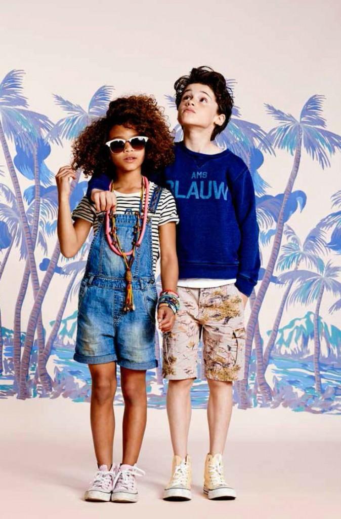 scotch en soda kinderkleding, zomerkleding voor meisjes, scotch rbelle 2015, nieuwe collectie zomerkleding voor kinderen