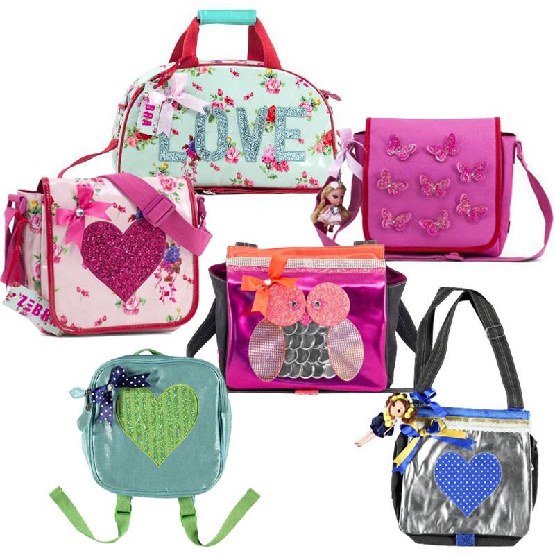 hippe tassen voor meisjes, hippe meisjestassen, zebra trends tassen, leuke meisjestassen, online zebra trends tassen kopen