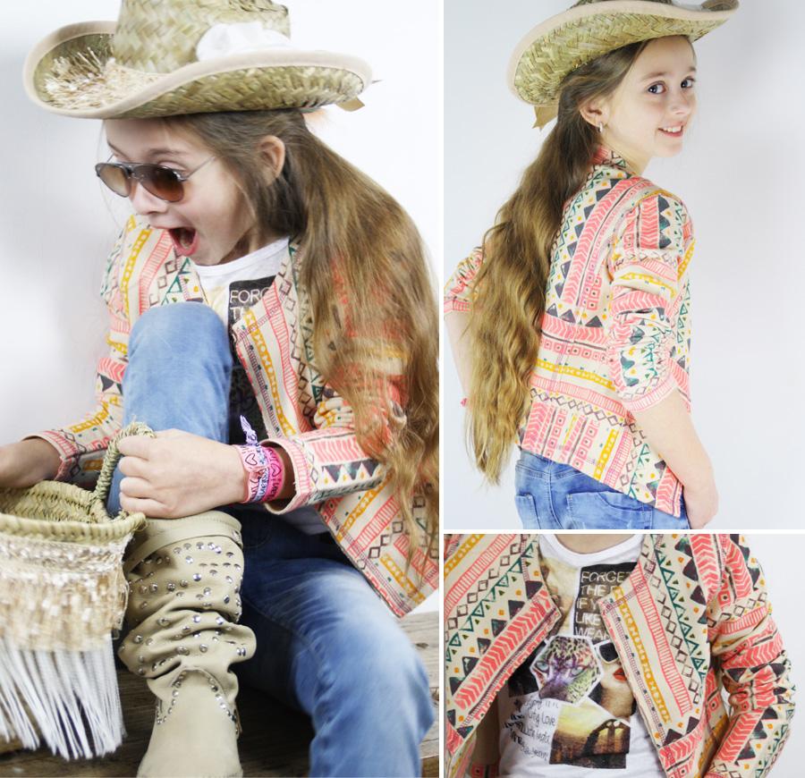 Indian Blue Jeans, Bohemian kinderkleding, Bohemian meisjeskleding, bohemian style, kindermode