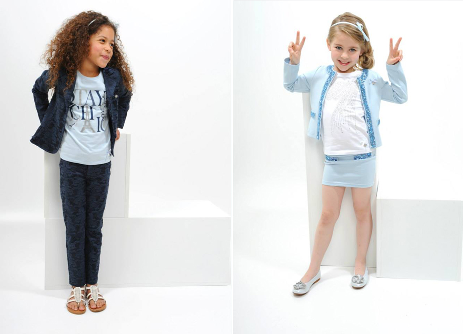 Le chic zomercollectie, le chic zomer 2015, le chic meisjeskleding, girlslabel