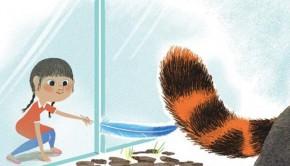 Kietel nooit een tijger, leuk kinderboek, prentenboek voor kinderen