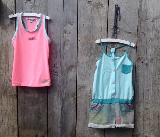 modelleert zomer 2015