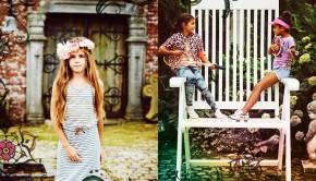 retour kinderkleding zomer 2015, bohemian kinderkleding, boho kinderkleding