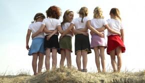 Girly Girls, skorts, meisjesrokjes, shorts voor meisjes, broekrok voor meisjes, meisjeskleding, girlslabel