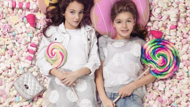 Patrizia Pepe, patrizia pepe meisjeskleding, patrizia pepe kids, kindermode zomer