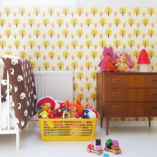 Decoratie Kinderkamer Meisje.Retro Kinderkamer En Retro Kinderkamer Accessoires