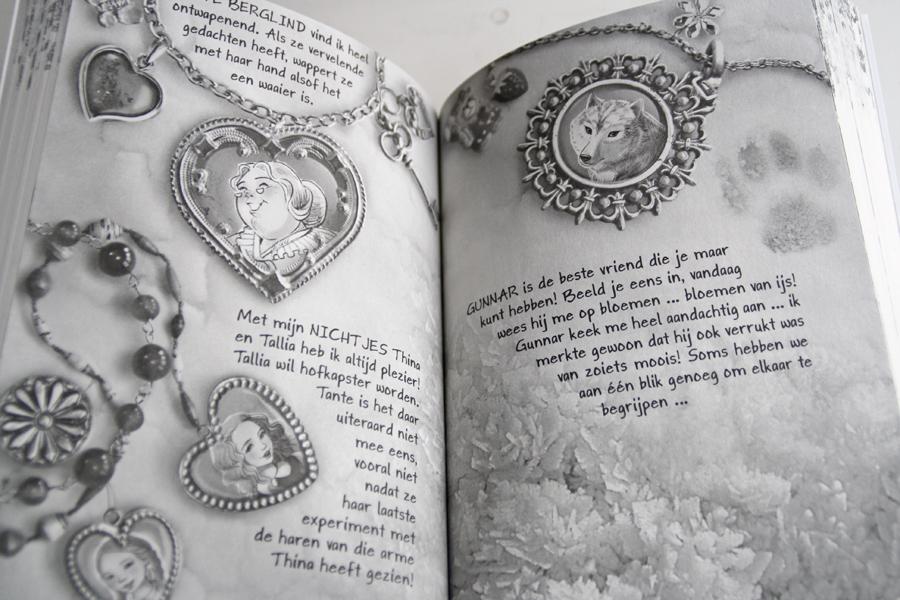 De Ijsprinses, de Koraalprinses, girlslabel, De Prinsessen van Fantasia, kinderboek, leuke meisjesboeken, thea stilton