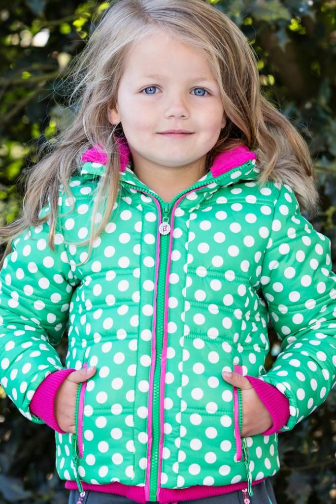 Bomba winterjas, leuke winterjas voor meisjes