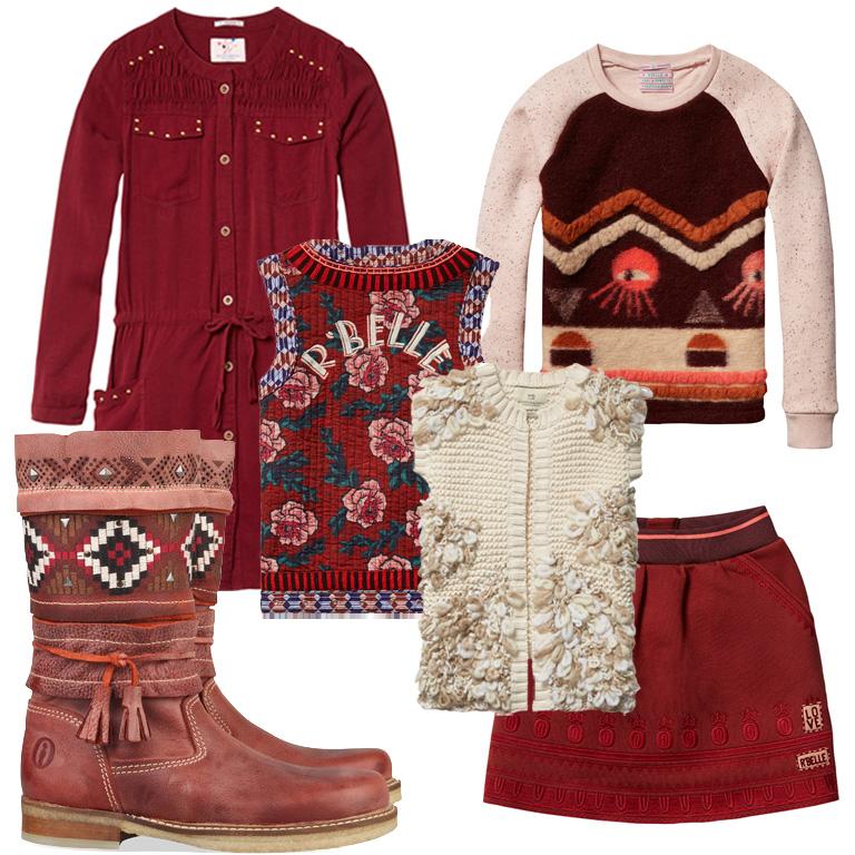 rode-meisjeskleding-rood-etnische-kinderkleding