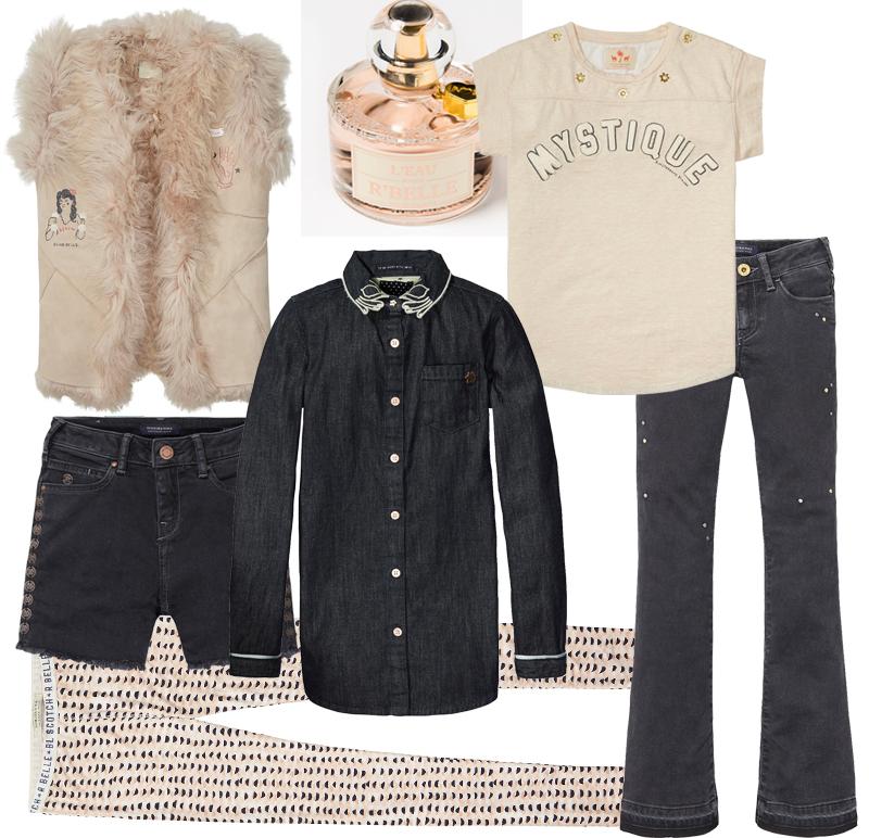 scotch-rbelle, scotch-meisjeskleding, winter 2016-2017