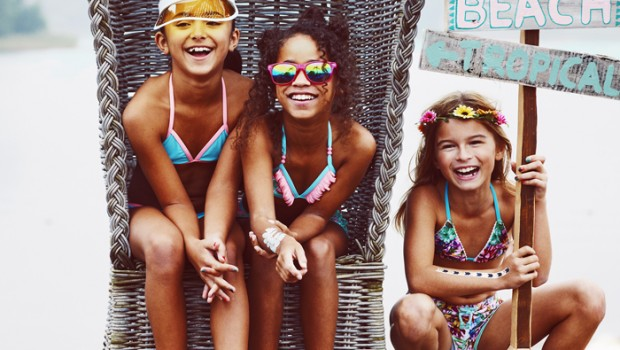 badkleding voor meisjes