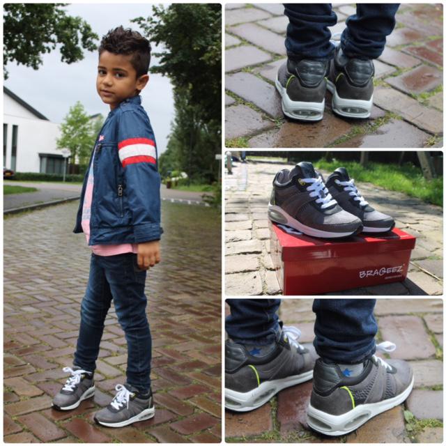 Braqeez sneakers, braqeez kinderschoenen, stoere sneakers voor jongens, kindersneakers