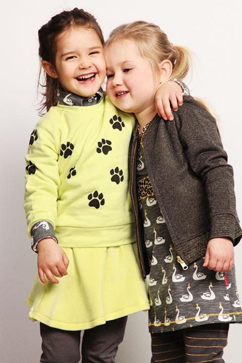 Claesens, rokje, sweater, girlslabel