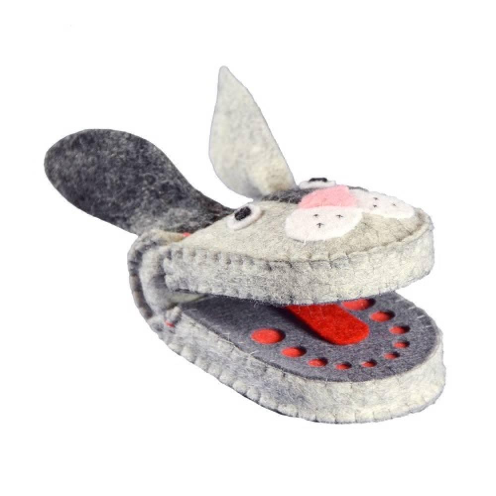 toodeez-tandenbeestje, babylabel