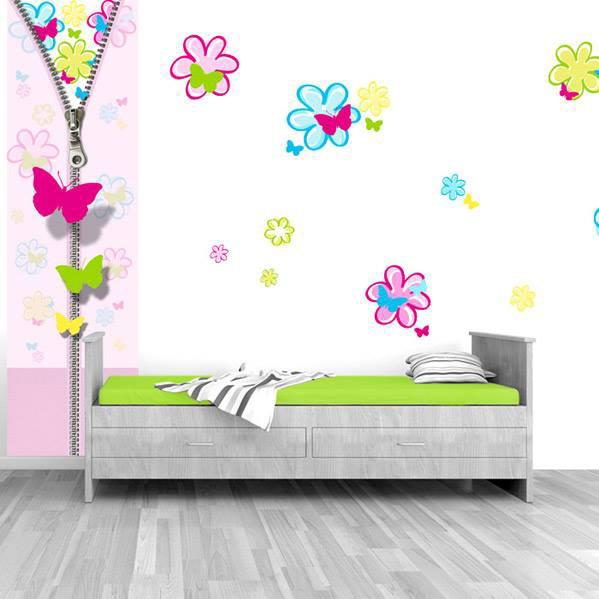 Muurstickers voor de kinderkamer van kleefenzo - Kamer wanddecoratie kind ...