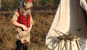 souza verkleedkleding, indianen verkleedkleding, indianen kleding, meisjes