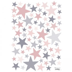 lilipinso-muurstickers-sterren-superstar-ballerina-girls