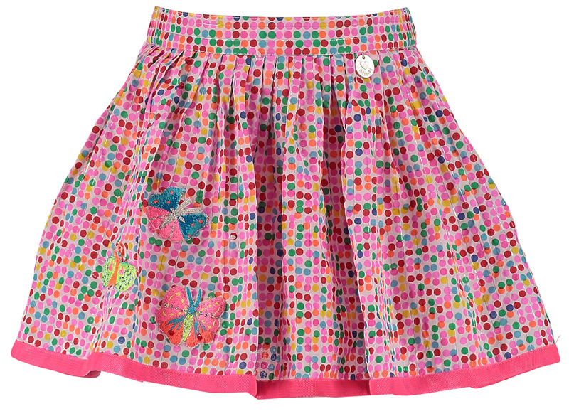 mimpi, rok, multicolor, stipjes girlslabel, zomer2016