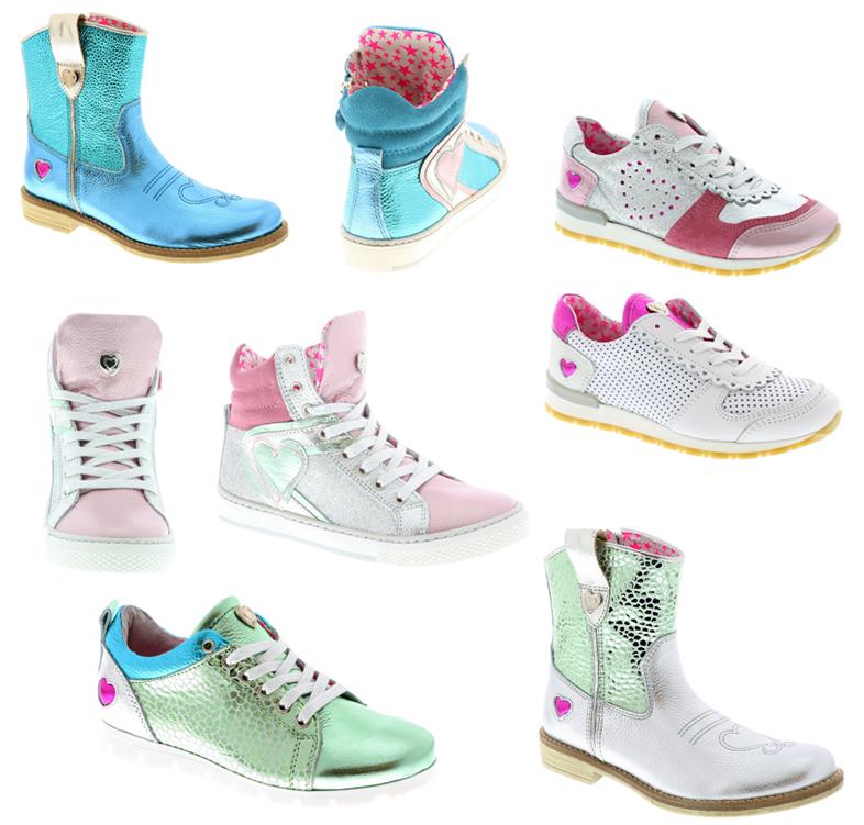 Mimpi schoenen, hippe meisjesschoenen, zomerschoenen voor meisjes, 2016