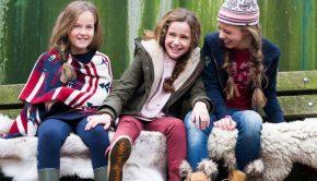 meisjes winterjassen, kinder winterjassen 2017