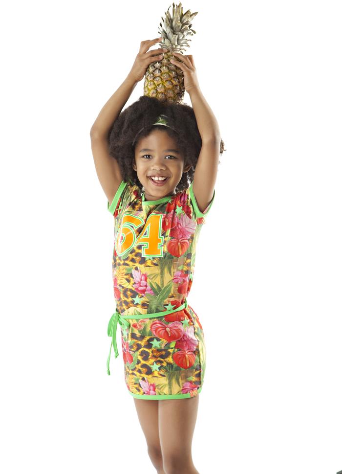 Funky XS kinderkleding, FunkyXS meisjeskleding, zomer 2016, kindermode
