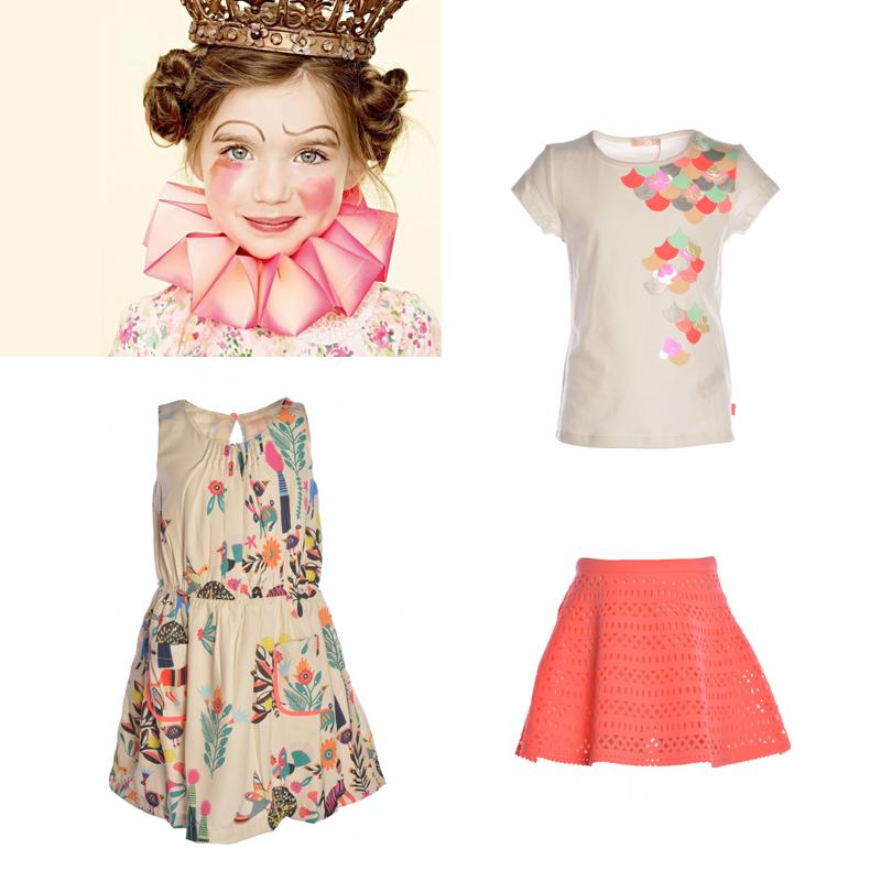 billiblush, zomerkleding 2016, meisjes