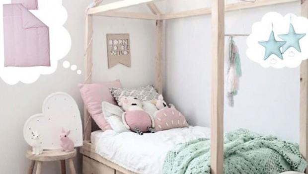 Idee n en design kinderkamer deco inspirerende foto 39 s en idee n van het interieur en - Decoratie roze kamer ...