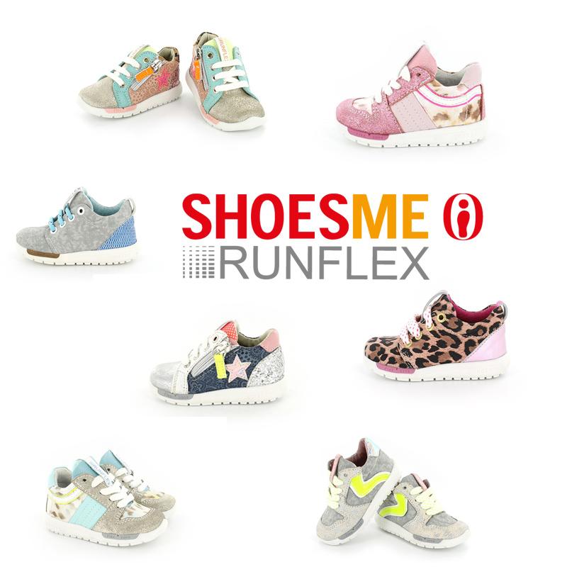 runflex, meisjessneakers, girlslabel