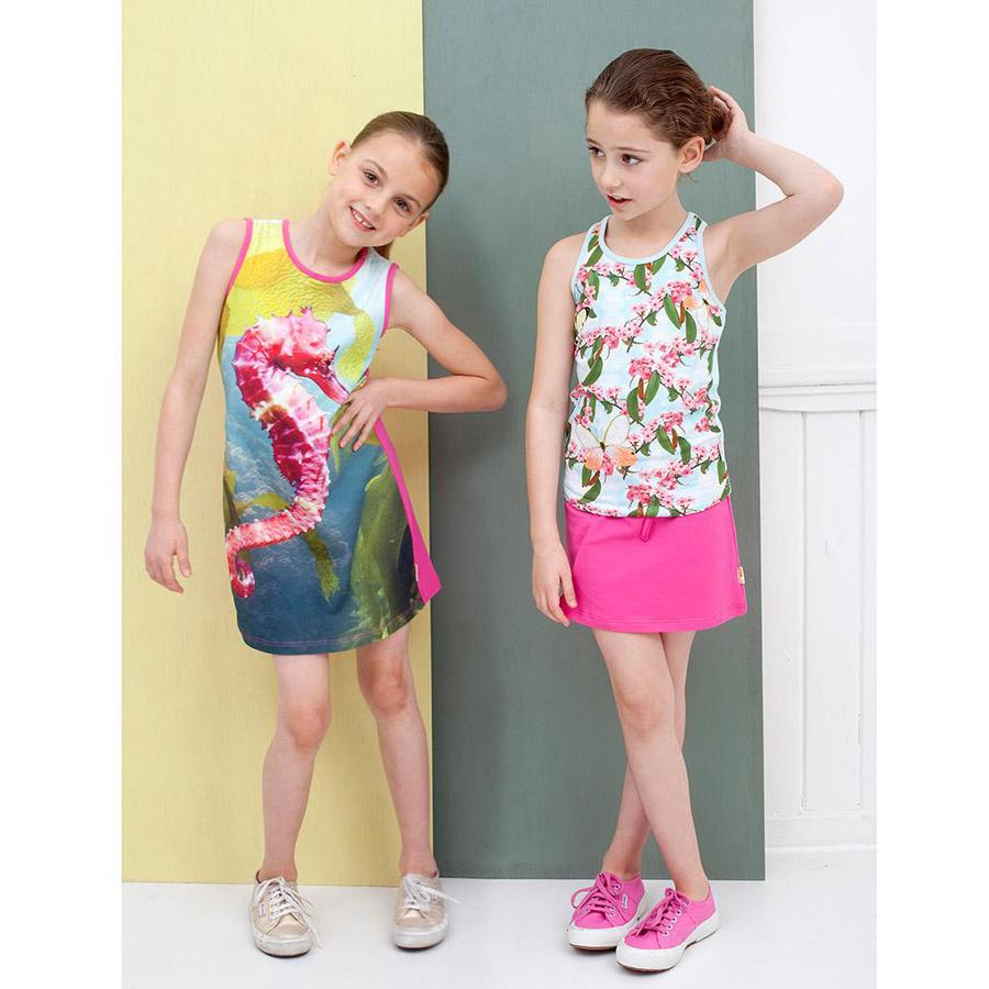 Wild, meisjeskleding, girlslabel, zomer