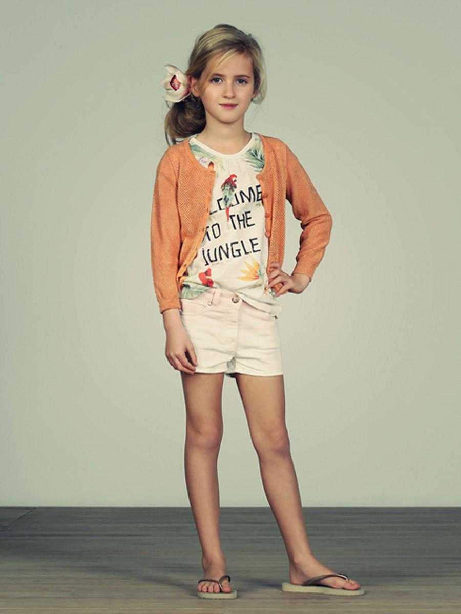 american-outfitters-short-shirt-vestje-girlslabel