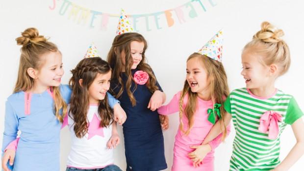 Bobbi Ravioli kinderkleding, meisjesjurkjes, girlslabel