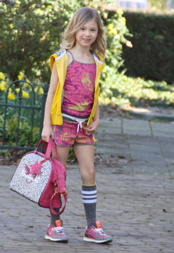 NinniVi zomer 2016, NinniVi nieuwe collectie, kinderkleding review, kindermodeblog, Girlslabel