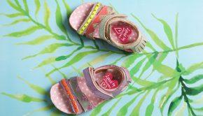 meisjes sandalen, kindersandalen, zomerschoenen meisjes
