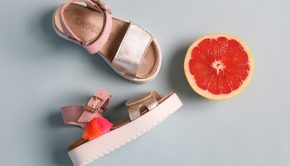 shoesme, meisjessandalen, kindersandalen, shoesme sandaaltjes