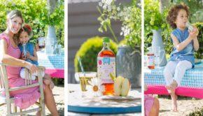 gezonder alternatief voor sap, gezond drinken, gezonde limonade