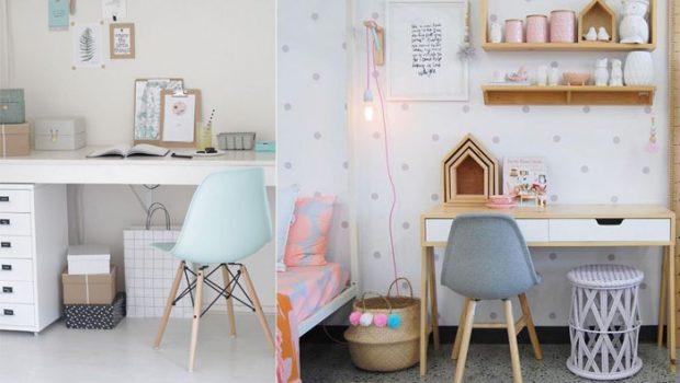 Meisjeskamer in pastelkleuren kinderkamer inspiratie en styling for Kamer decoratie meisje