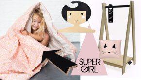 hippe accessoires meisjeskamer, kinderkamer accessoires, girlslabel