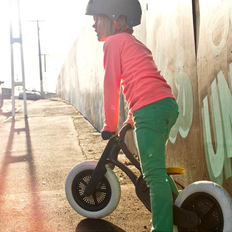 waarom een loopfiets, wishbonebike, eerste loopfiets, peuter fiets