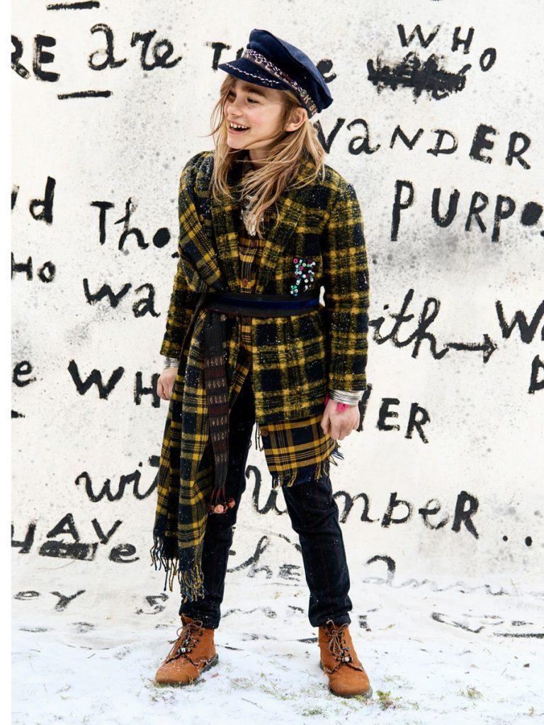winterjassen meisjes , scotch rbelle winterjas, hippe winterjassen
