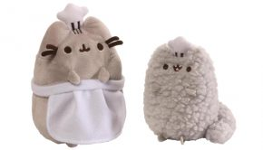 pusheen the cat, pushed knuffel, gund knuffel