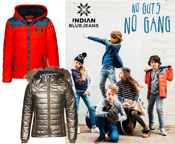 WIN een Indian Blue Jeans winterjas!