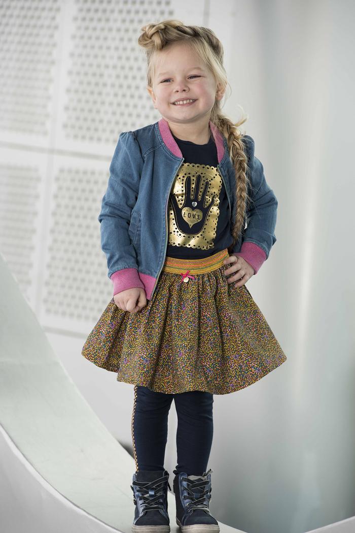 Kidz art kleding, KIDZART, nieuwe collectie kidz art winter 2017, girlslabel