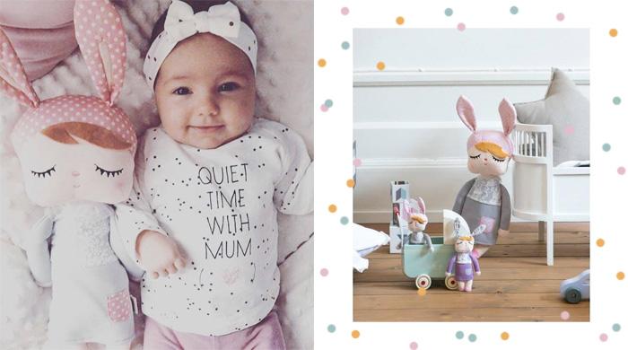 knuffels en poppen, babyknuffels,meisjespoppen