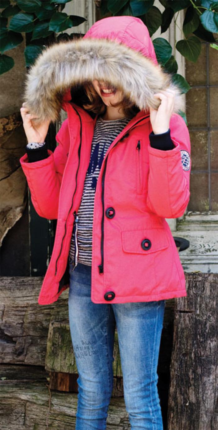 Street Called Madison, tienerkleding, nieuwe girlslabel, Luna Hill, tiener winterjas, winterjas voor meisjes