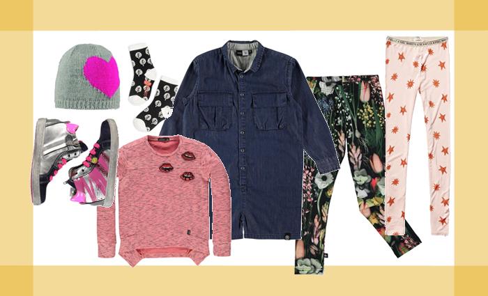 nieuwe winter collectie voor meisjes