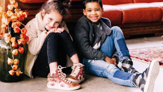 Twins Kinderschoenen.Twins Meisjesschoenen Twins Trackstyle Kinderschoenen Girlslabel