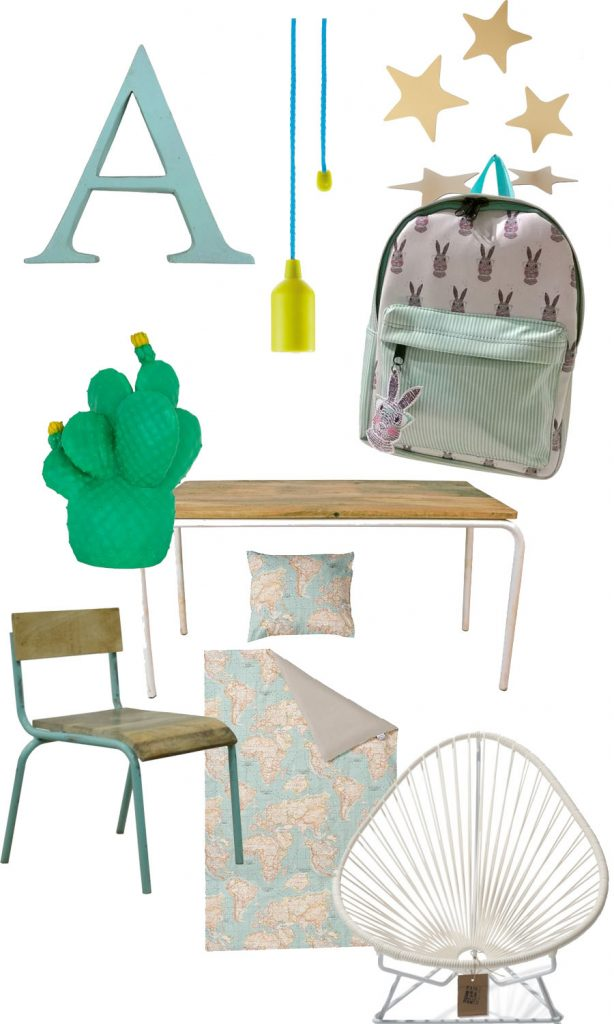meubels meisjeskamer