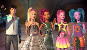 Barbie in Starlight Adventure